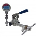 Pressure calibration pump