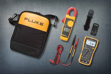 Fluke Fluke 117/323 Kit Multimetrs